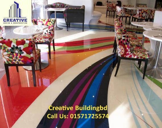 Decorative Epoxy Floor