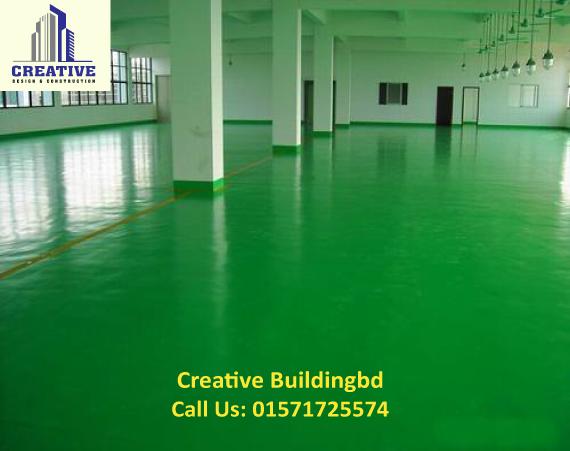 PU Industrial Flooring