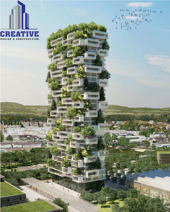 creativebuilding green building