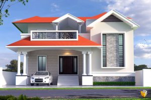 Duplex House Design In Bangladesh
